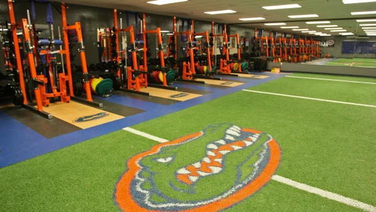 gator weightroom